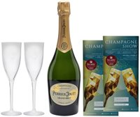 Perrier-Jouët Champagne Show Ticket Package / 2 Tickets