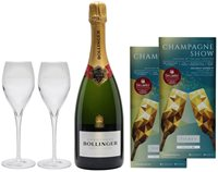 Bollinger Champagne Show Ticket Package / 2 Tickets