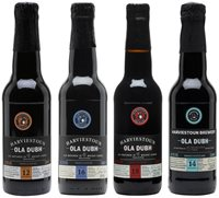 Harviestoun Ola Dubh Beer Bundle / 4 Bottles
