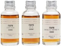 Frapin Cognac Tasting Collection / Cognac Show 2021 / 3x3cl