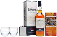 Talisker Port Ruighe Whisky Show Package / 1 Ticket Island Whisky