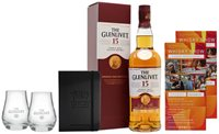 Glenlivet 15 Year Old Whisky Show Package / 2 Tickets Speyside Whisky