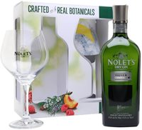 Nolet's Silver Dry Gin / Glass Pack