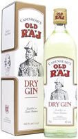 Old Raj Dry Gin Red Label