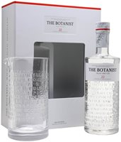 The Botanist Islay Dry Gin Mixing Glass Gift ...