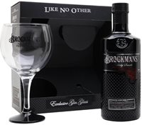 Brockmans Gin Glass Pack