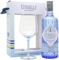 Citadelle French Gin / Glass Pack