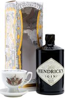 Hendrick's Gin / Dreamscapes Tea Cup Gift Set