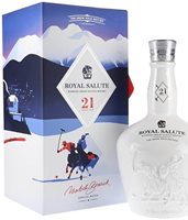 Royal Salute 21 Year Old / The Snow Polo Edition Blended Whisky