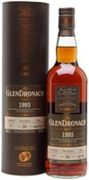 Glendronach 1993 / 26 Year Old / For Scotchwhisky.com Highland Whisky