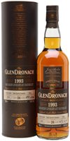 Glendronach 1993 / 26 Year Old / #8634 / TWE Exclusive Highland Whisky