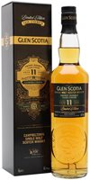 Glen Scotia 11 Year Old Sherry Double Cask Finish Campbeltown Whisky