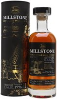 Zuidam Millstone 1996 Single Malt Dutch Single Malt Whisky