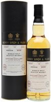 Dufftown 2008 / 12 Year Old / Sherry Finish / Berry Bros & Rudd Speyside Whisky