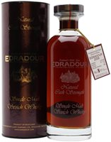 Edradour 2008 / 12 Year Old / Natural Cask Strength Highland Whisky