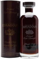 Edradour 2009 / 12 Year Old / Natural Cask Strength Highland Whisky