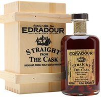 Edradour 2010 / 10 Year Old / Sherry Butt Highland Whisky