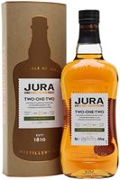 Jura Two-One-Two 2006 / 13 Year Old Island Si...