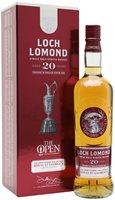 Loch Lomond 20 Year Old / Royal St George's Open Course Collection Highland Whisky