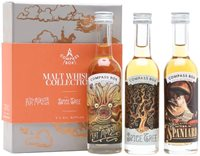 Compass Box Malt Whisky Collection Blended Ma...