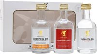 Liverpool Spirits Selection / 3x5cl