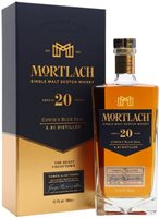 Mortlach 20 Year Old / Cowie's Blue Seal Spey...