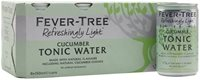 Fever-Tree Light Cucumber Tonic Water / Case of 8 Cans