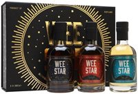 The Wee Star Sample Pack / 3x20cl / North Star Series 014 Single Whisky