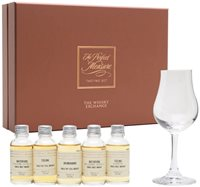 Irish Whiskey Virtual Tasting Set / 5x3cl Irish Whiskey