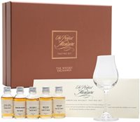 American Whiskey Tasting Set / 5x3cl