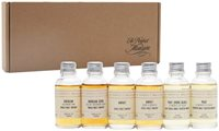 Higher or Lower Whisky Tasting Set / Whisky Show 2021 / 6x3cl