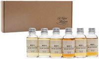 Guess the Region Blind Tasting Set / Whisky Show 2021 / 6x3cl