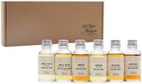 Highfern Scotch and Swiss Whisky Tasting Set / Whisky Show 2021 / 6x3cl