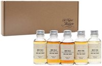 New British Distillers Tasting Set / Whisky Show 2021 / 5x3cl Single Whisky