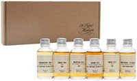 Independently Bottled Rum Tasting Set / Rum Show 2021 / 6x3cl