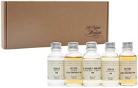What Is The Future of English Rum Tasting Set / Rum Show 2021 / 5x3cl