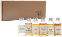 Rum and Popcorn Pairing Set with 6 bags of Popcorn / Rum Show 2021 / 6x3cl