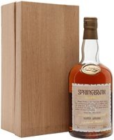 Springbank 10 Year Old / Bot.1980s Campbeltow...