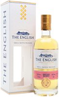 The English Rum Cask Matured Whisky 2014 / Bot.2020 English Whisky