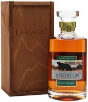 Langatun Old Bear Swiss Single Malt Whisky