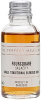 Foursquare Sagacity Sample Single Traditional Blended Rum