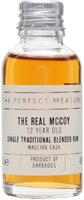 The Real McCoy 12 Year Old Rum Sample / Madeira Cask