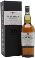 Port Ellen 1979 / 30 Year Old / 9th Release Islay Whisky