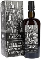 Caroni 1996 / 23 Year Old / Tasting Gang Full Proof