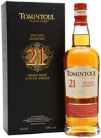 Tomintoul 21 Year Old / 2019 Release Speyside Whisky