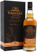 Tomintoul 30 Year Old / Robert Fleming 30th Anniversary / 2nd Release Speyside Whisky