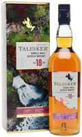 Talisker 18 Year Old Island Single Malt Scotc...