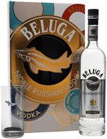 Beluga Noble Vodka and Hiball Glass Pack
