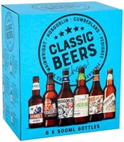 6 X Marstons Classic Ales Of England Mixpack