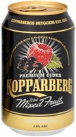Kopparberg Mixed Fruits Cider Cans 10x